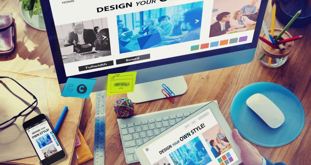 Web Design Service in surat